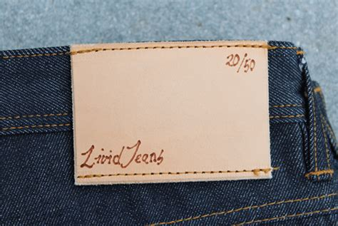 Handmade Denim - livid handmade line edvard denim review
