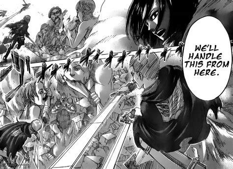 scan attack shingeki no kyojin 27 anime wallpaper animewp