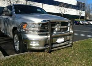 will the grill guard from a 2010 dodge ram 1500 fit a 2007