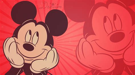 wallpaper mickey classic wallpaper mickey mouse vintage imagui
