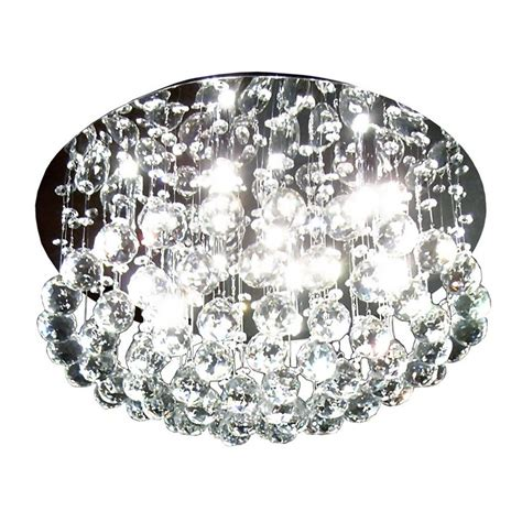 kristall deckenleuchte s luce deckenleuchte kristall 187 blaze 9 flammig 216 50 171