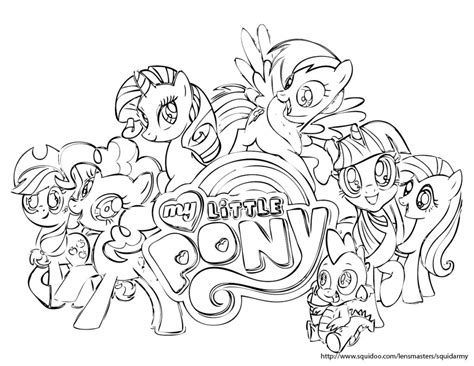 1000 images about blog coloring books mlp on pinterest my