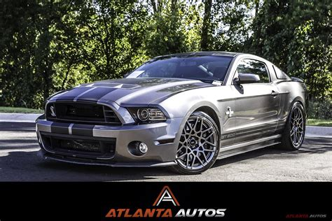 ford mustang shelby gt  sale