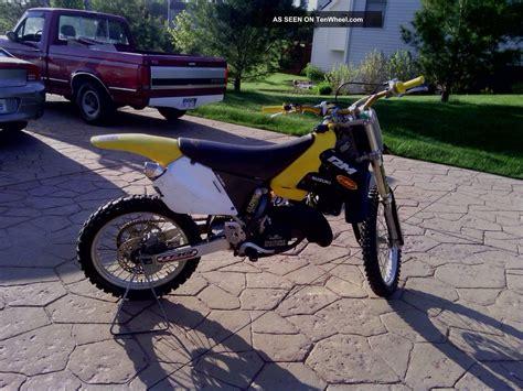 Suzuki Rm 125 1999 1999 Suzuki Rm 125