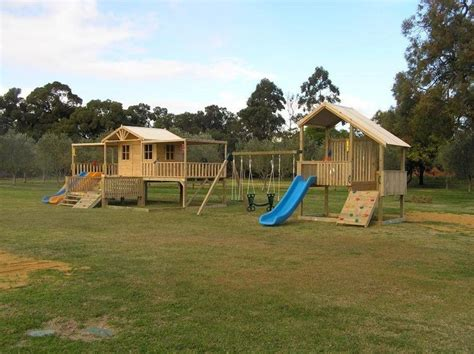 ultimate backyard playground 51 best images about play structure on diy