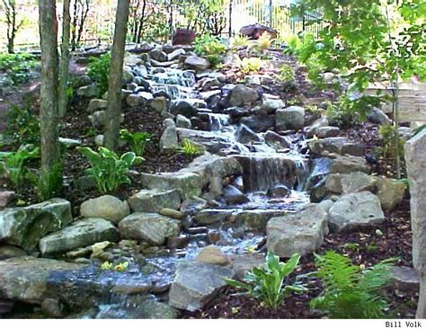 backyard pondless waterfalls pondless waterfall google search gardening landscaping