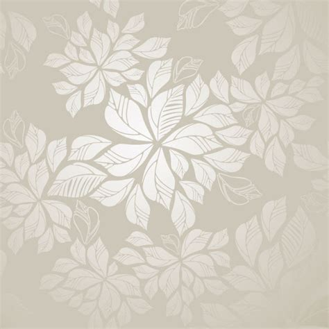 flower pattern modern set of modern brown floral pattern vector material 04