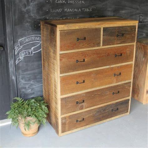 diy pallet dresser multiple drawers pallet furniture diy