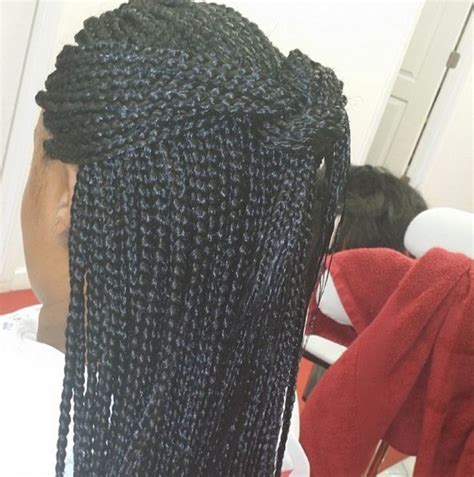 hair to use for box braids box braids
