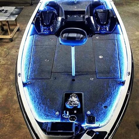 bluewater electric boats 61 best bass boat led lighting images on pinterest bass