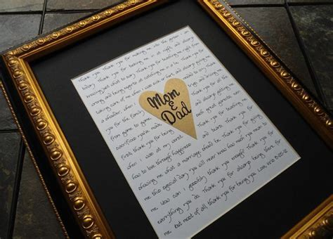 13 Thoughtful Wedding Gifts for Parents   Wedding Gift