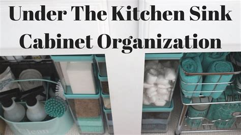 kitchen sink organization how to organize the kitchen sink cabinet at home with boyd