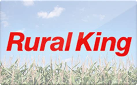 sell rural king gift cards raise - Rural King Gift Card