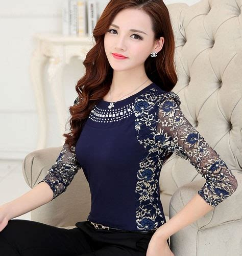 best design 9 trendy blouse tops collection in fashion 2018 styles