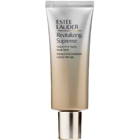 revitalizing supreme est 233 e lauder revitalizing supreme global anti aging mask