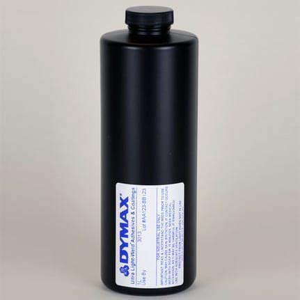 uv light curing l dymax ultra light weld 174 3013 uv curing adhesive clear 1 l