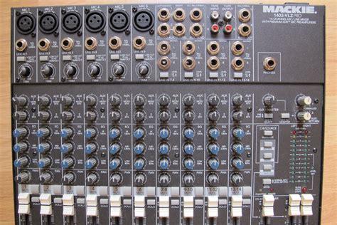 Home Design Pro Manual Mackie 1402 Vlz Pro Image 639698 Audiofanzine