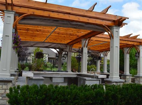 pergola canopy in southern living idea house shadefx the 25 best retractable canopy ideas on pinterest