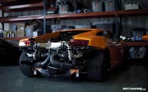 Lamborghini Gallardo Turbo Car Lamborghini Engines Biturbo Lamborghini Gallardo