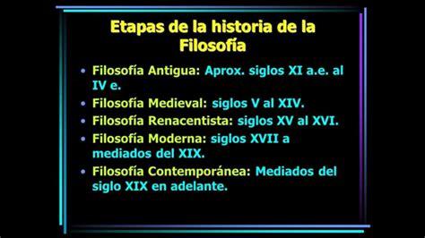 historia de la filosofia historia de la filosofia en diapositiva youtube