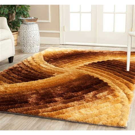 mink rugs safavieh 3d shag mink 3 ft 6 in x 5 ft 6 in area rug sg553d 4 the home depot