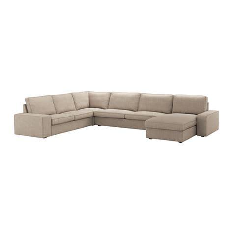 ikea kivik corner sofa kivik corner sofa 6 seat hillared beige ikea