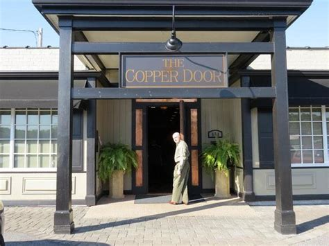 Copper Door Hayesville Nc by Entrance Picture Of The Copper Door Hayesville