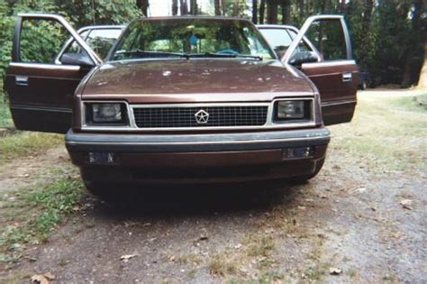 1987 plymouth sundance another allust47 1987 plymouth sundance post 742650