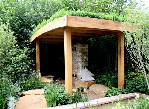 backyard rain shelter a gazebo or pergola how would you use one in your garden