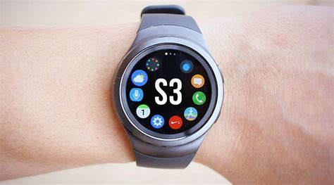 samsung galaxy gear mobile samsung gear s3 smartwatch to release at ifa on september 1