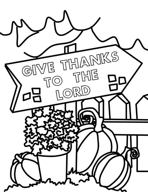 coloring page thanksgiving christian happy thanksgiving coloring pages for kids