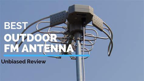 outdoor fm antenna ranking review  outdoor radio antenna  youtube