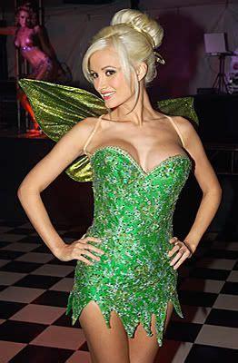 holly madison celebrity costumes halloween tutu