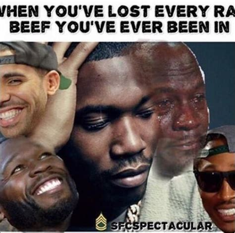 50 Cent Meme - insta feud 50 cent to meek mill quot you made a big mistake