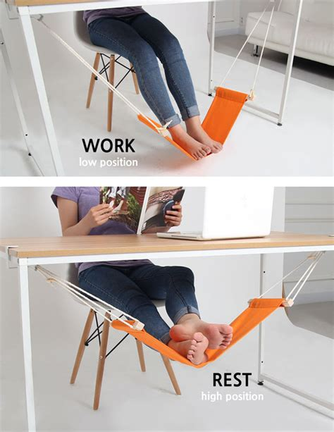 Fuut Desk Hammock by Desk Hammock Is A Comfy Suspended Spot For Your