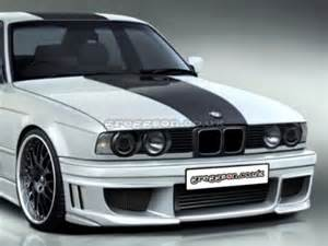 buy bmw e34 5 series custom front bumper in cheap price on