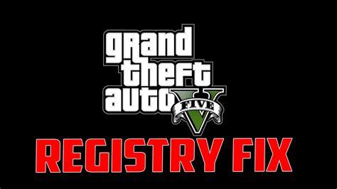 Grand Theft Auto V by Grand Theft Auto V Registry Fix Gta5 Mods