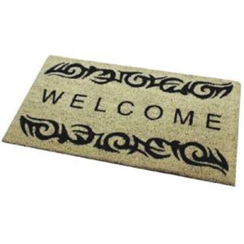 Large Welcome Mat Large Welcome Door Mat Indoor Outdoor Entrance Shop