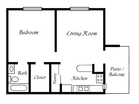 Simple House Floor Plans by House Design One Floor Simple Unique Design A House