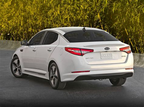Kia Optima 2011 Reviews 2011 Kia Optima Hybrid Price Photos Reviews Features