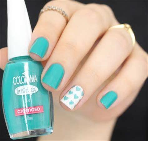 imagenes de uñas decoradas verde agua 17 melhores ideias sobre unhas decoradas com azul no
