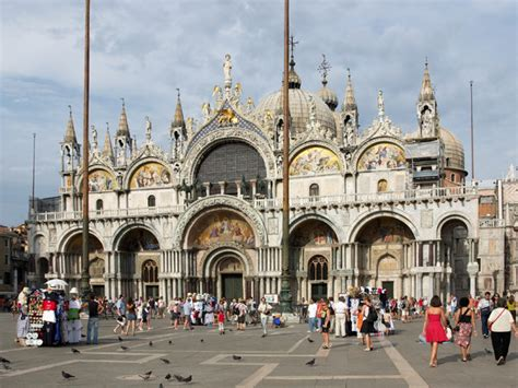 interno basilica san marco basilica di san marco di venezia chiesa arte it