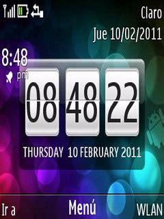 nokia c3 mobile love themes download android clock nokia c3 x2 01 theme nokia theme