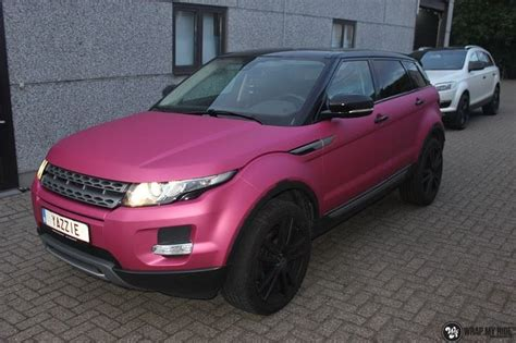 matte pink range rover matte pink range rover pictures to pin on