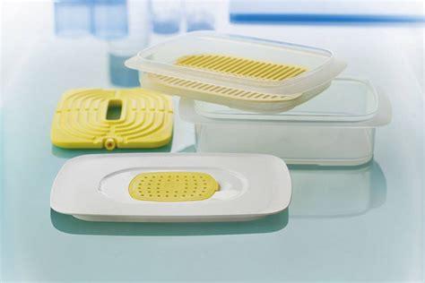 Kotak Buah Tupperware Fresh N Cool aufschnitt besserhaushalten