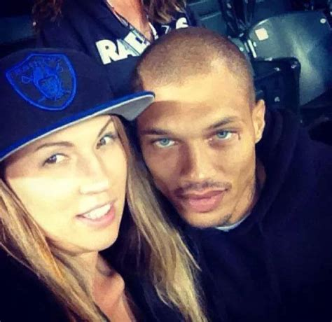 Who Is Sexy Jeremy Meeks Wife Girlfriend