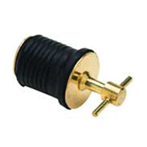 how to date a l by the plug seachoice twist turn 1 quot drain plug brass 193039