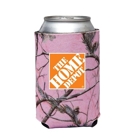 home depot real tree the home depot can cooler in pink camo 1301634 00 the home depot