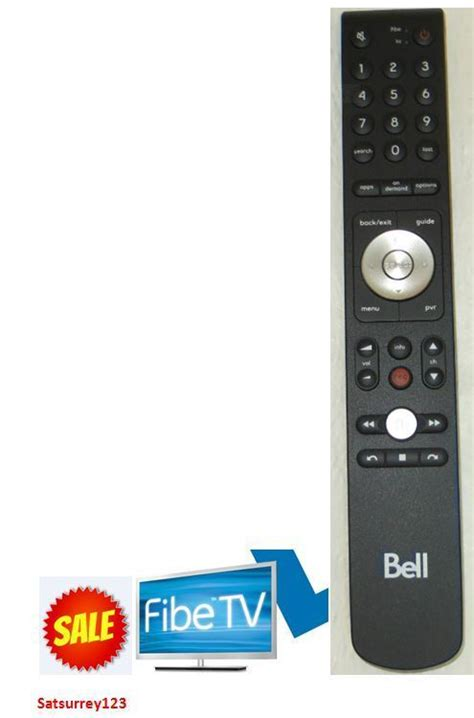 Bell Remote Himawari 1 Remote bell fibe tv remote brand new ebay