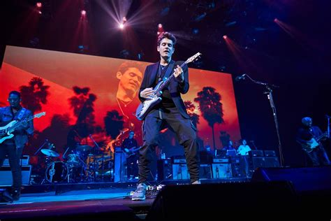On Tour With Mayer by Concert Review Mayer